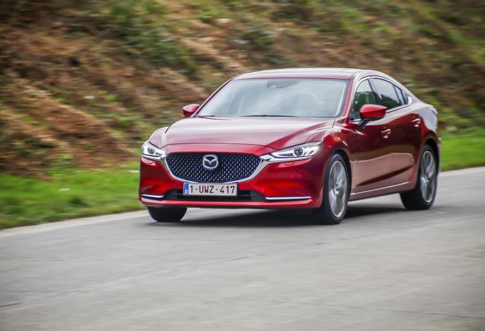 Mazda 6 2.0 SkyActiv-G 163: Tegen de stroom in #1