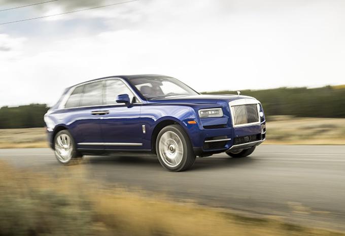 Rolls Royce Cullinan 2019 : Une vraie Rolls ! #1