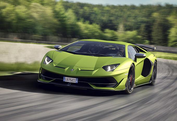 Lamborghini Aventador SVJ : Aérodémoniaque #1