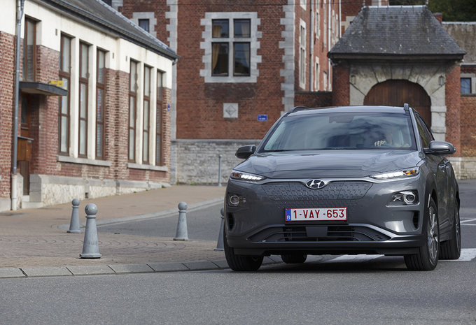 Hyundai Kona EV 64 kWh : Voor het grote publiek #1