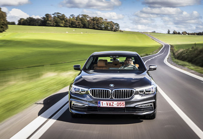 BMW 518d 150 : De rationele versie #1