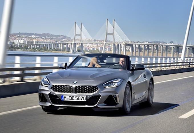 BMW Z4 : Objectif Boxster #1