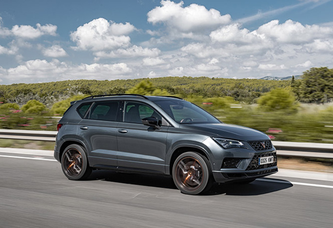 Cupra Ateca 2019: Valse start #1