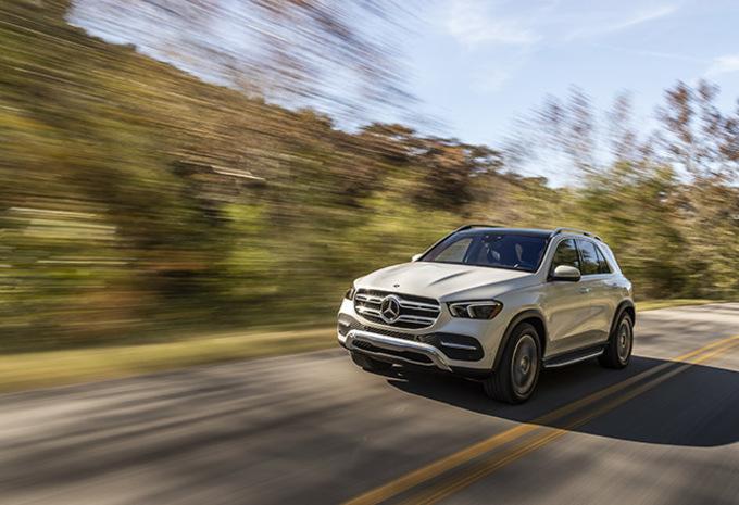 Mercedes GLE : Un pont trop loin ? #1