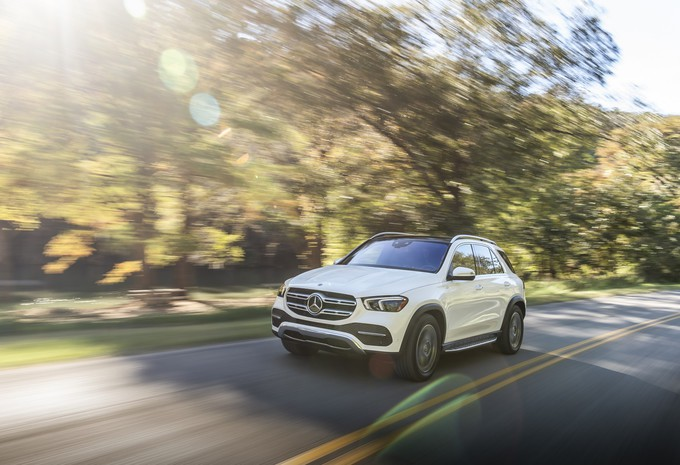 Mercedes GLE 450 4MATIC (2018) #1