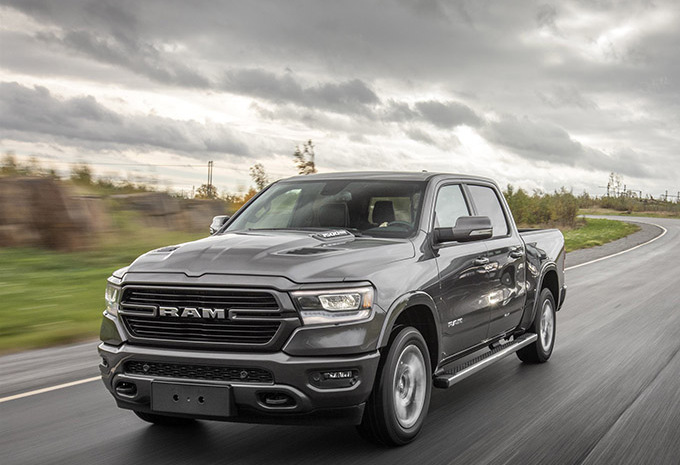 Dodge RAM 1500 2019 : Un visa pour l'Europe #1