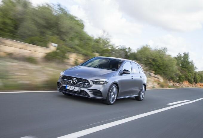 Mercedes B 200 d (2018) #1
