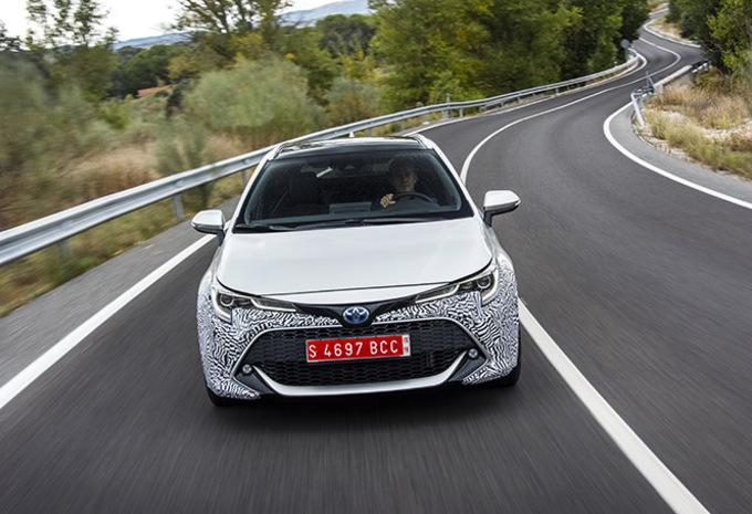 Toyota Corolla : premières vraies infos sur ses technologies #1