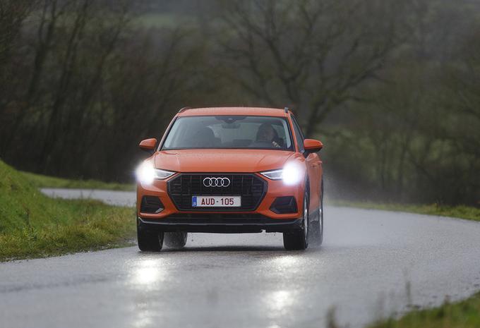 Audi Q3 35 TFSI : À nouveau à la page #1