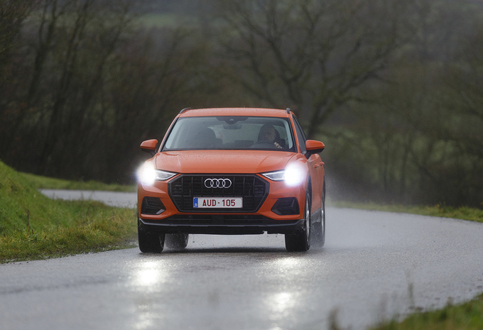 Audi Q3 35 TFSI : Opnieuw up-to-date #1