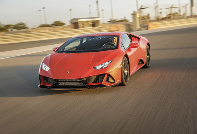 ESSAI EXCLUSIF –Lamborghini Huracàn Evo : La synthèse parfaite #1