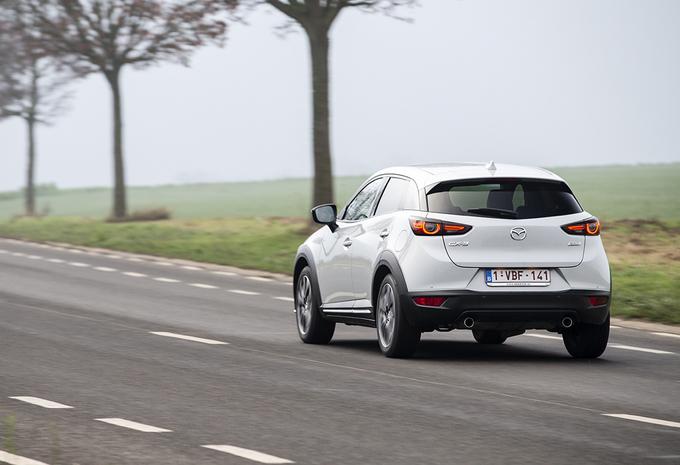 Mazda CX-3 1.8 SkyActiv-D (2019) #1