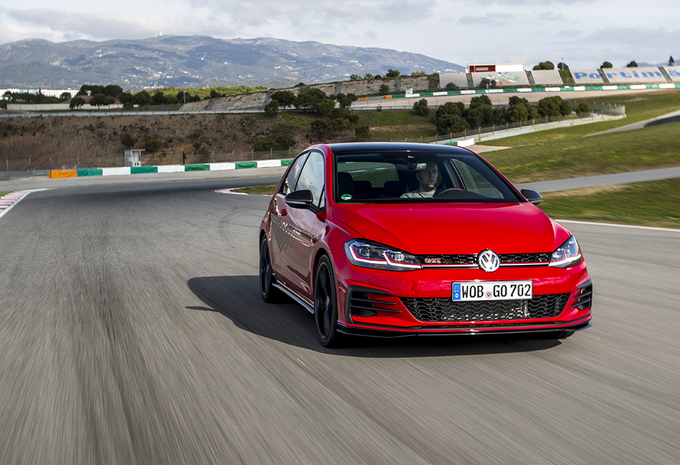 Test Volkswagen Golf Gti Tcr 2019 Autowereld