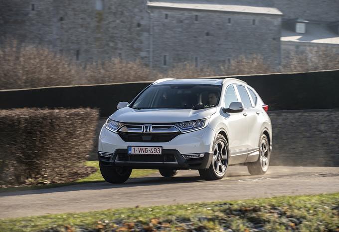 Honda CR-V 2.0 Hybrid : Le Diesel mis à mort #1