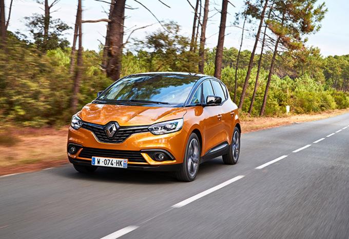 Renault Scénic 1.7 BluedCi 120: minder hol #1