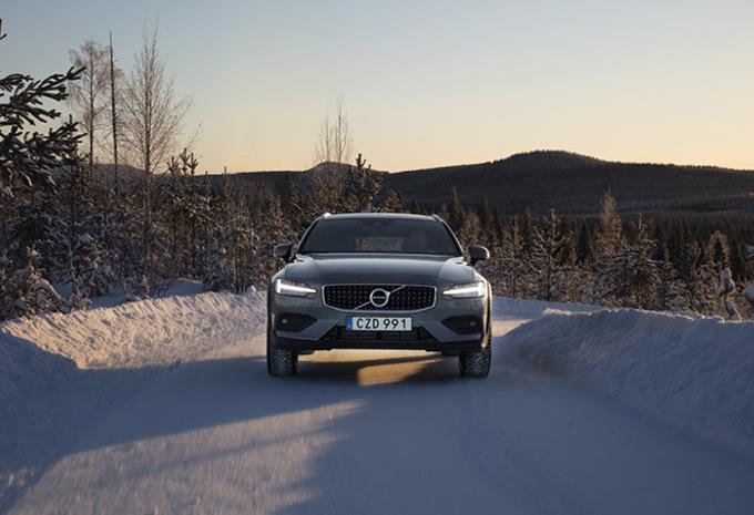 Volvo V60 Cross Country : digne héritière #1