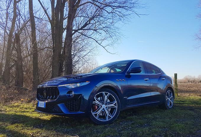 Maserati Levante S (2019) #1