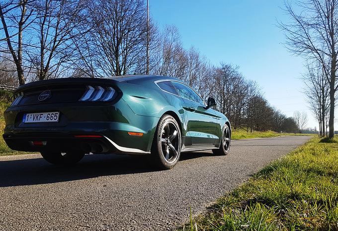 Ford Mustang Bullitt (2019) #1