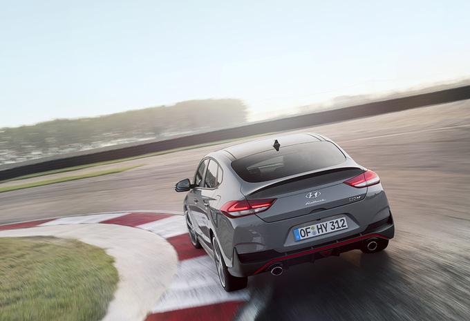 Hyundai i30 N Fastback (2019) #1