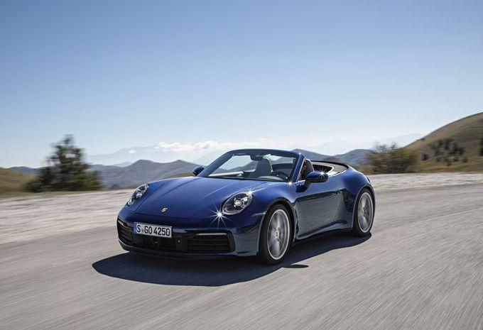Porsche 911 Cabrio #1