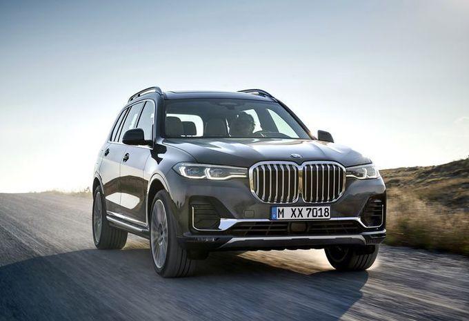 BMW X7: 7-Reeks op hoge poten #1