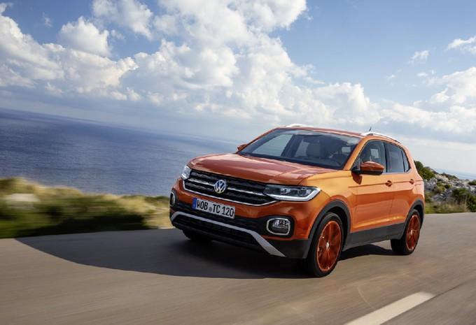 Volkswagen T-Cross 1.0 TSI 115 (2019) #1