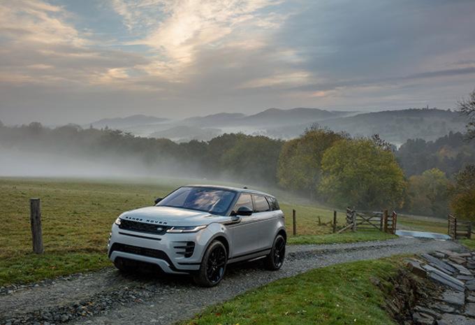 Range Rover Evoque : Le luxe sur 4,37 m ! #1