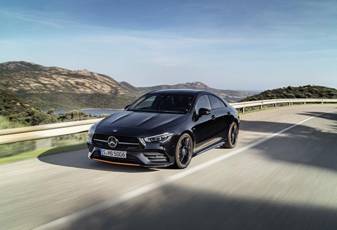 Mercedes CLA: Sexy A-Klasse #1