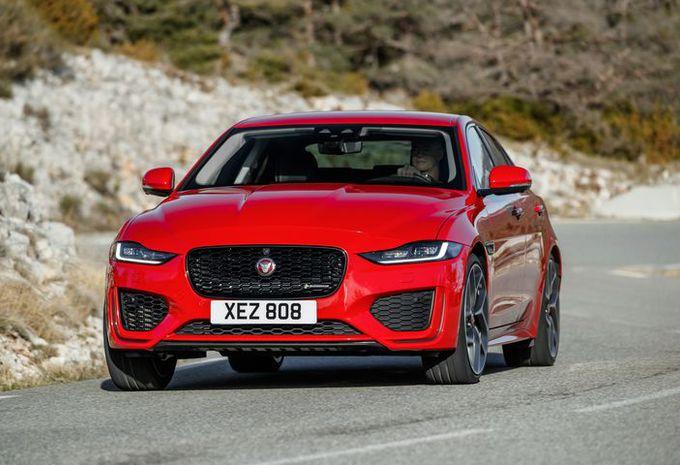 Jaguar XE : Sortir des coulisses… #1
