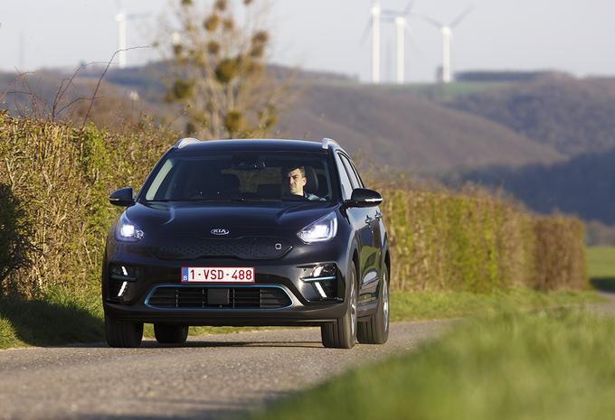 Kia e-Niro 64 kWh : Électrique et pratique #1
