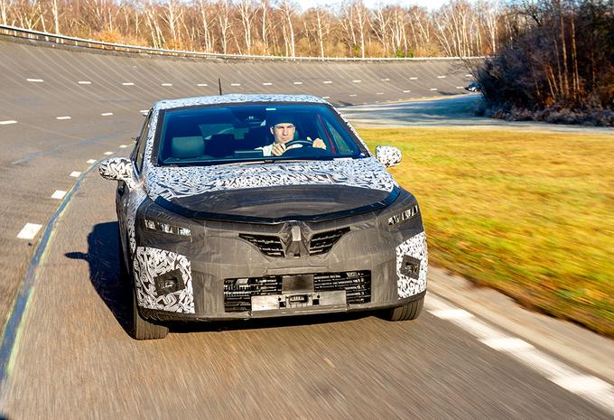 Renault Clio prototype: La nouveauté est à l'intérieur #1