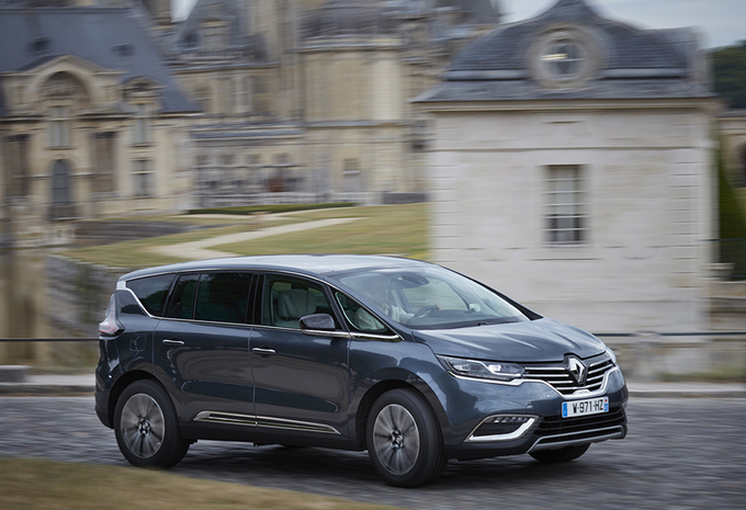 Renault Espace Blue dCi 200 EDC (2019) #1