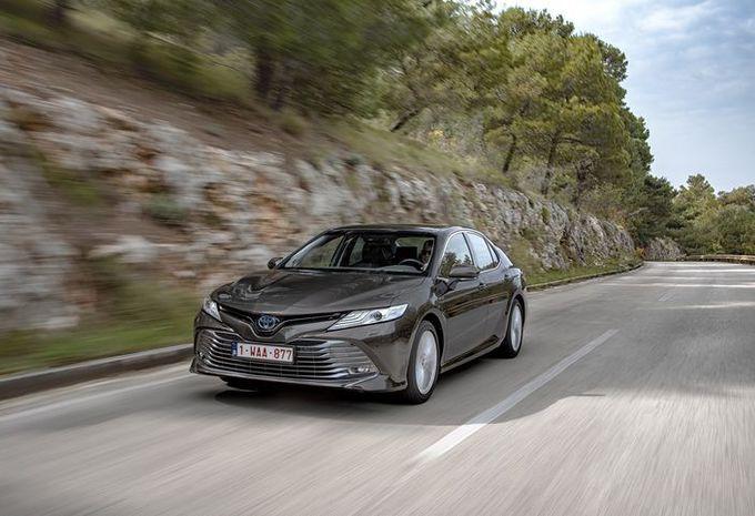 Toyota Camry : berline cherche chauffeur #1