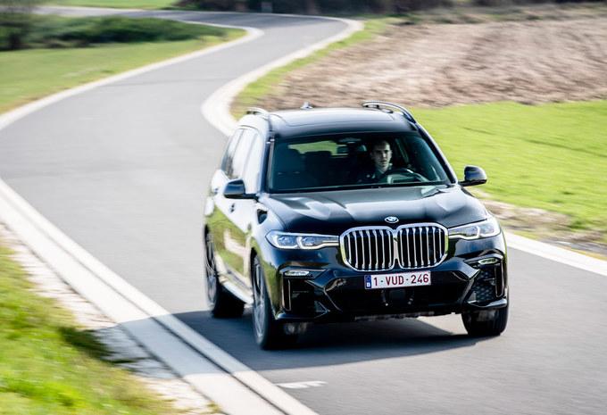 BMW X7 30d 258 : De limousine-SUV #1