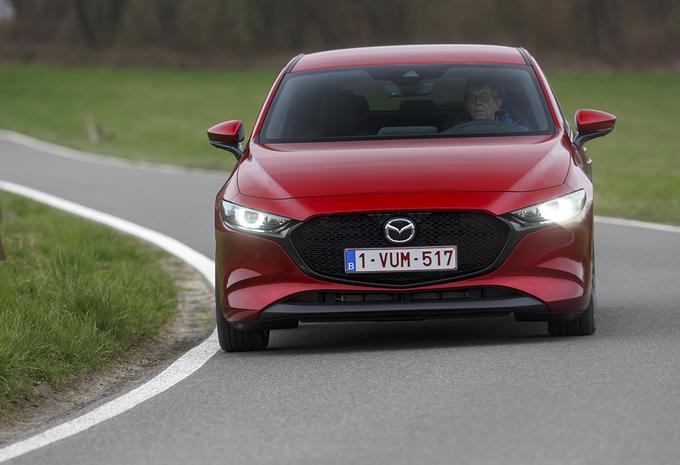 Mazda 3 2.0 SkyActiv-G : Le style et le plaisir #1