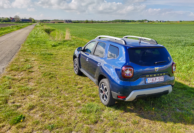 Dacia Duster 1.3 TCe 130 Techroad (2019) #1