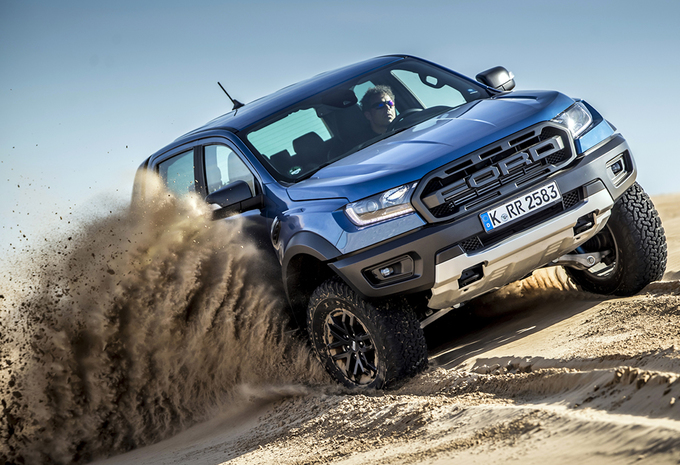 Ford Ranger Raptor (2019) #1