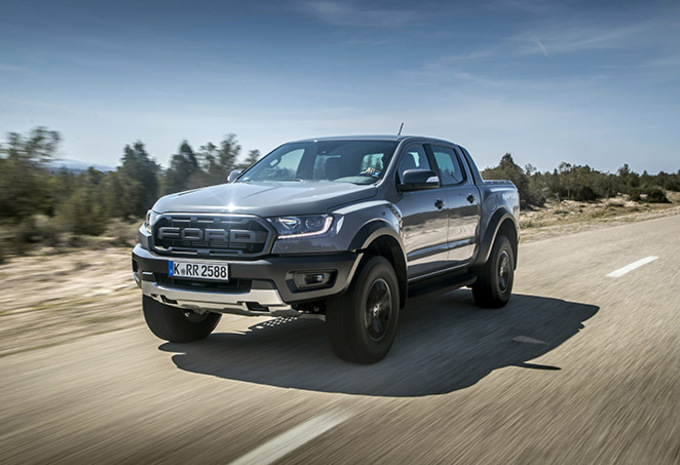 Ford Ranger Raptor : Le grand méchant look #1