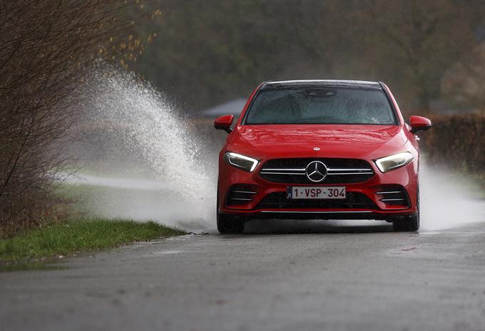 Mercedes-AMG A 35 : Veelzijdig sportief #1