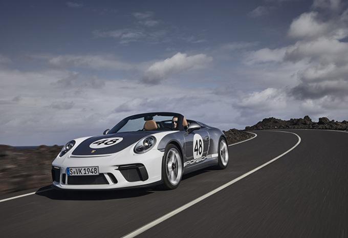 Porsche 911 Speedster : La fureur de vendre #1