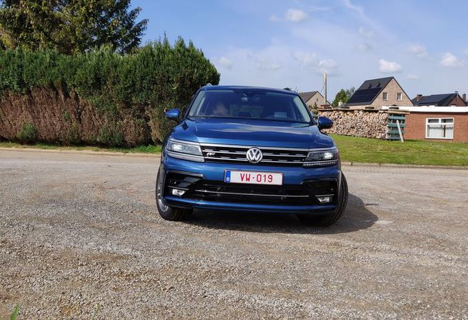 Volkswagen Tiguan Allspace 1.5 TSI DSG : étonnamment intéressant #1