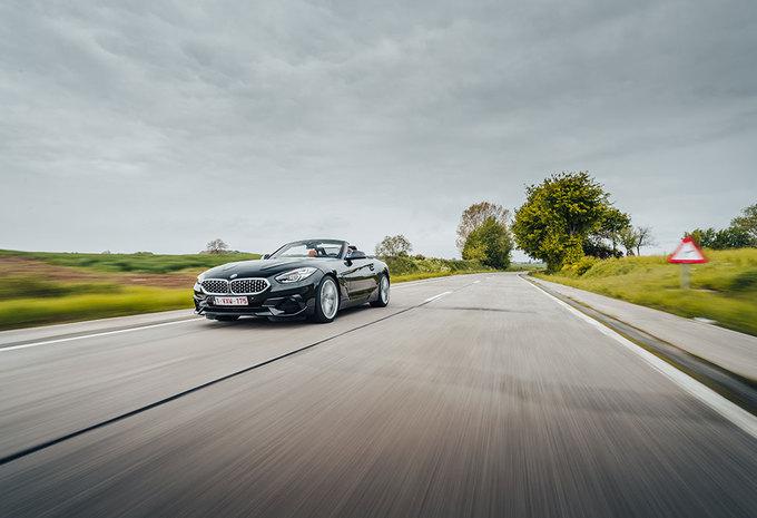 BMW Z4 SDRIVE20i: Zon, Zee, Zen #1