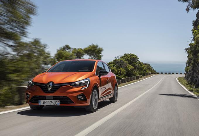 Renault Clio V : Meilleure, partout #1