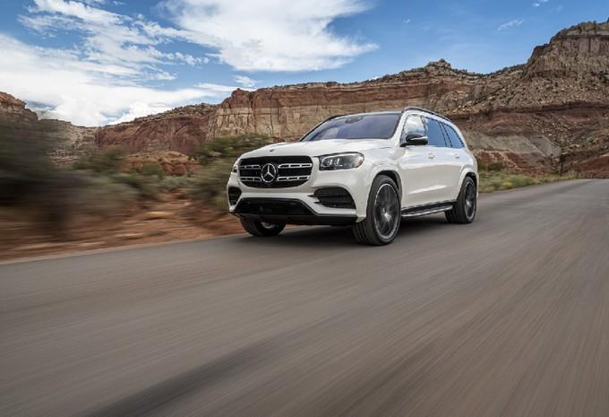 Mercedes GLS: De S-Klasse der SUV's #1