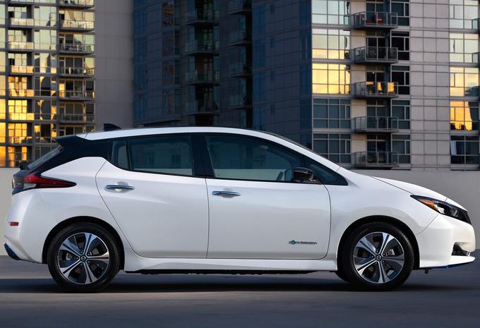 Nissan Leaf e+ 62 kWh (2019) #1