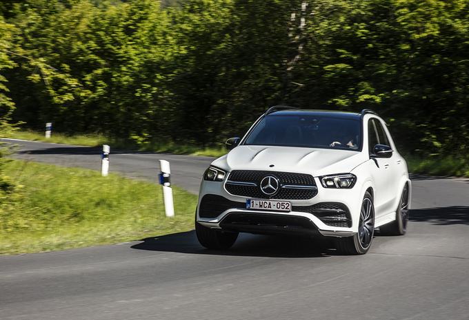 Mercedes GLE 300d : Luxe en comfort #1