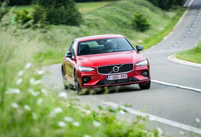 Volvo S60 T5 : Plaisir suédois #1