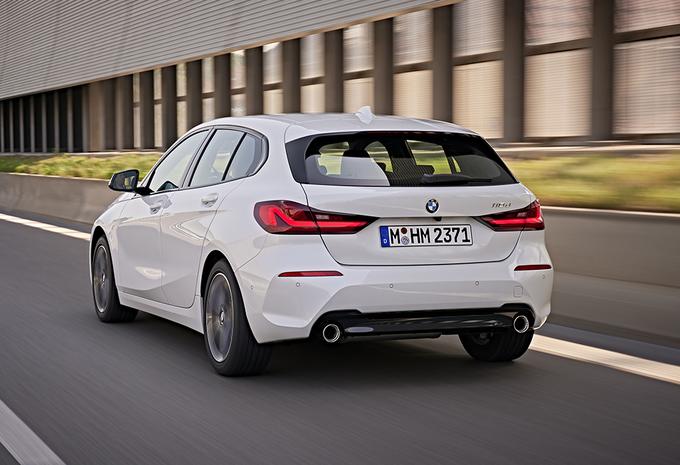 BMW 118d (2019) #1