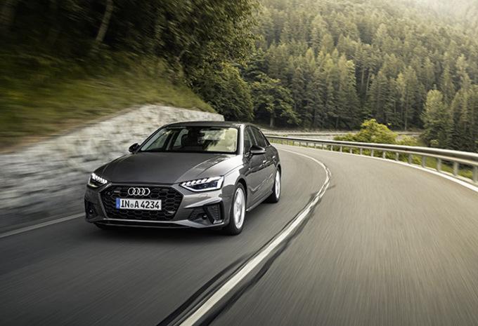 Audi A4 : Garder le contact #1