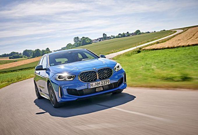 BMW Série 1 - L'attraction rentre dans le rang #1